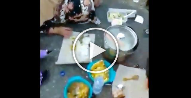 Nekat Sekali! Satu Keluarga Makan-makan di Pinggir Jalan Tol Cipali Sambil Bawa Panci, Netizen Auto Bully