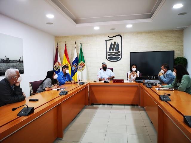 Fuerteventura.- Puerto del Rosario presenta 56 proyectos al Plan Nacional de Recuperación Económica