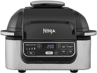 Ninja Health Grill and Air Fryer