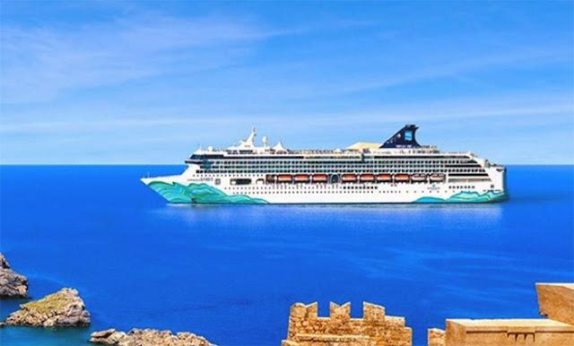 """Το κρουαζιεροπλοιο """"Norwegian Spirit"""" εντάσσει το Ναύπλιο στο πρόγραμμά του για το 2021"""
