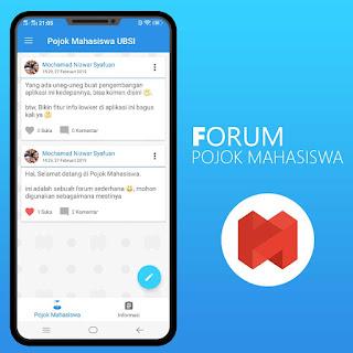 Forum Pojok Mahasiswa Universitas BSI / UBSI - Nizwar ID
