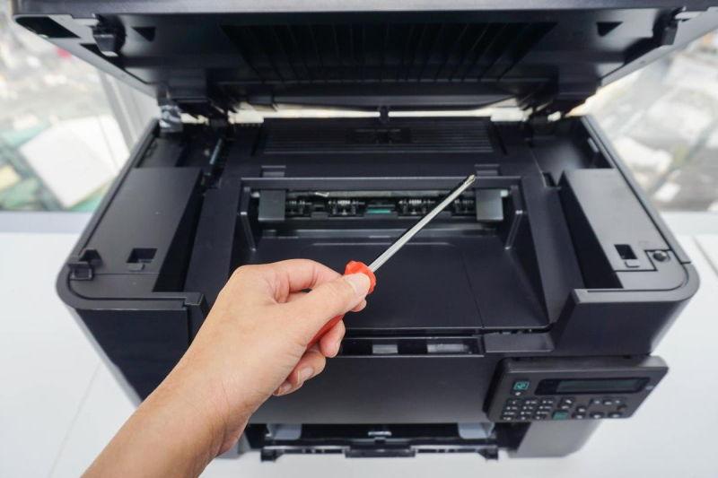 Reparação de impressora