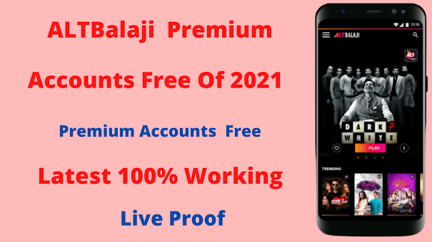 ATLBALAJI  FREE PREMIUM ACCOUNT USERNAME AND PASSWORD DECEMBER 2021 - 100% WORKING