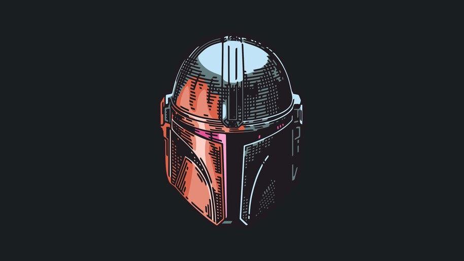 The Mandalorian, Helmet, 4K, #7.2807