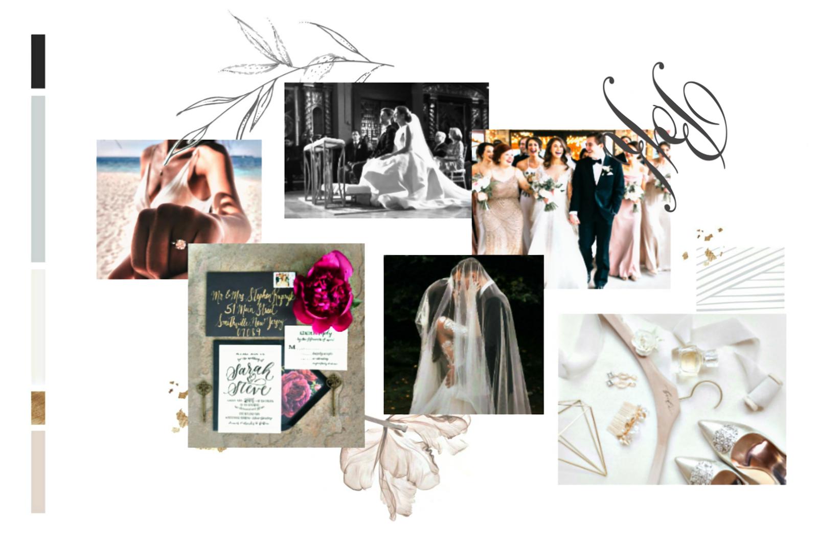 7 puntos indispensables para organizar tu boda