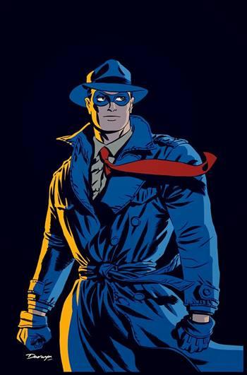 The Spirit es un héroe de cómic