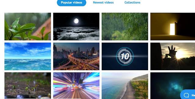 افضل 4 مواقع عالمية لتحميل الفيديوهات بجودة عالية بدون حقوق ملكية