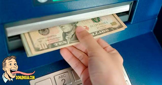 Cancelaron la implementación de 3 cajeros electrónicos en Dólares en Venezuela