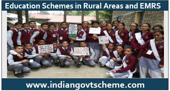 Education Schemes in Rural Areas