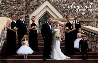 Wedding Videography Elegant Productions Beaver Creek