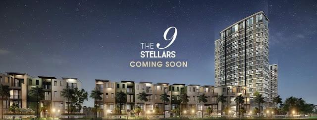 The 9 Stellars khu đô thị đẳng cấp quận 9
