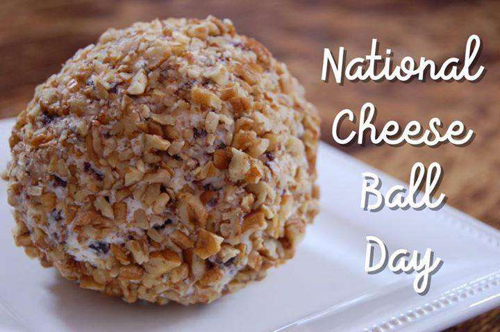 National Cheese Ball Day Wishes Images