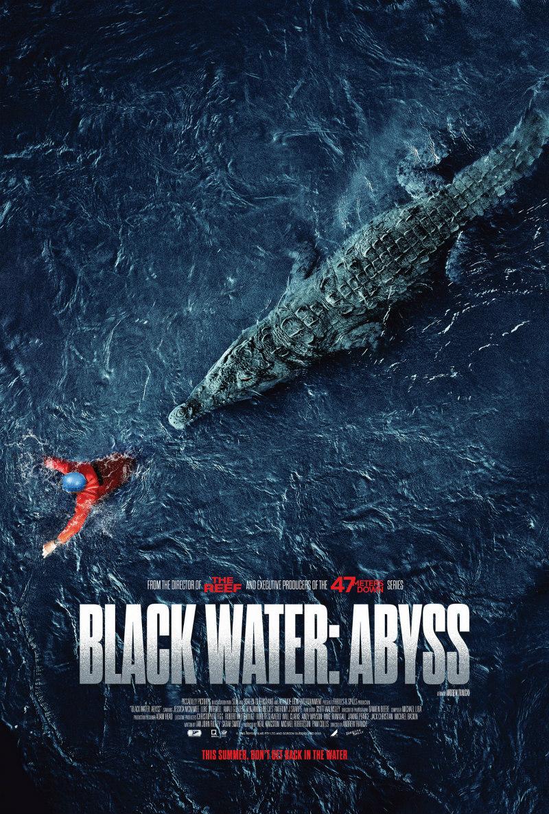 Black Water Abyss 2020 Australia Andrew Traucki Jessica McNamee Luke Mitchell Amali Golden  Action, Drama, Horror