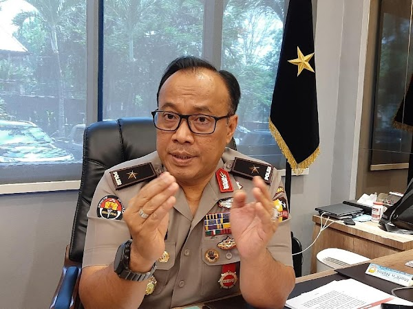 Polri: Pak Wiranto Ditusuk karena Membawahi Polri Berantas Teroris