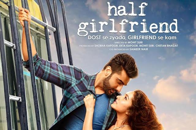Shraddha Kapoor and Arjun Kapoor - HalfGirlfriend