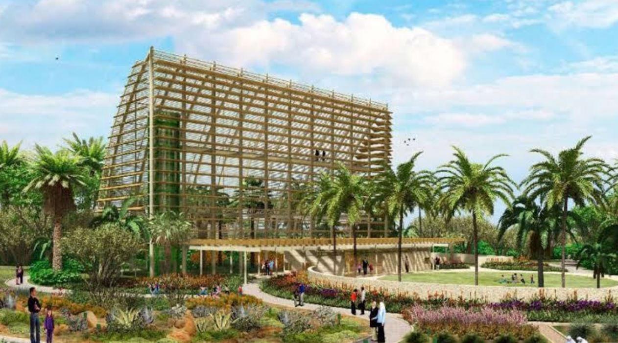 """حديقة """"أم الإمارات"""" المكان الأفضل للاسترخاء في أبوظبي"""