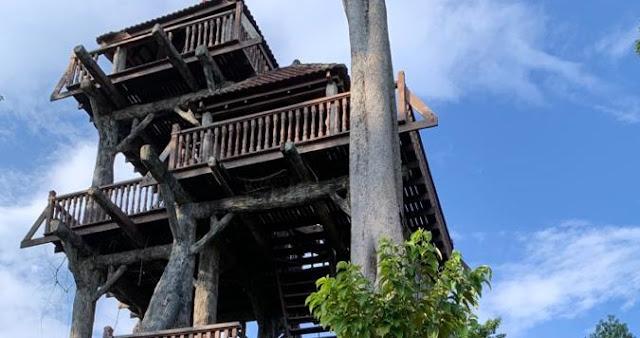 Pengalaman Mendaki Bukit Sapu Tangan Dari Taman Botani Shah Alam