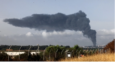 Israeli airstrikes kill 11 Syria troops