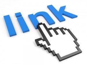 tutorial, letak, link, dalam, komen