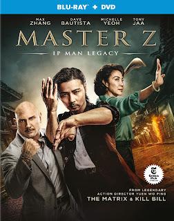 Master Z: El Legado del Gran Maestro [BD25] *Con Audio Latino