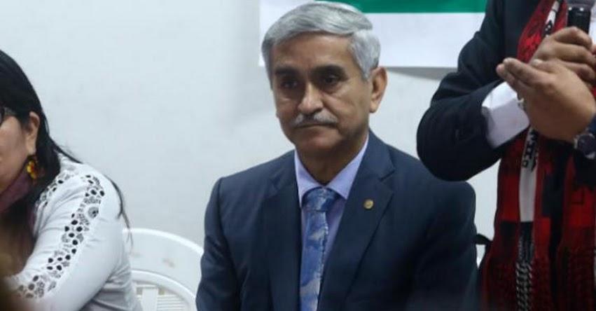 UNS: Universidad Nacional del Santa cancela condecoración al presidente del Poder Judicial Duberlí Rodríguez
