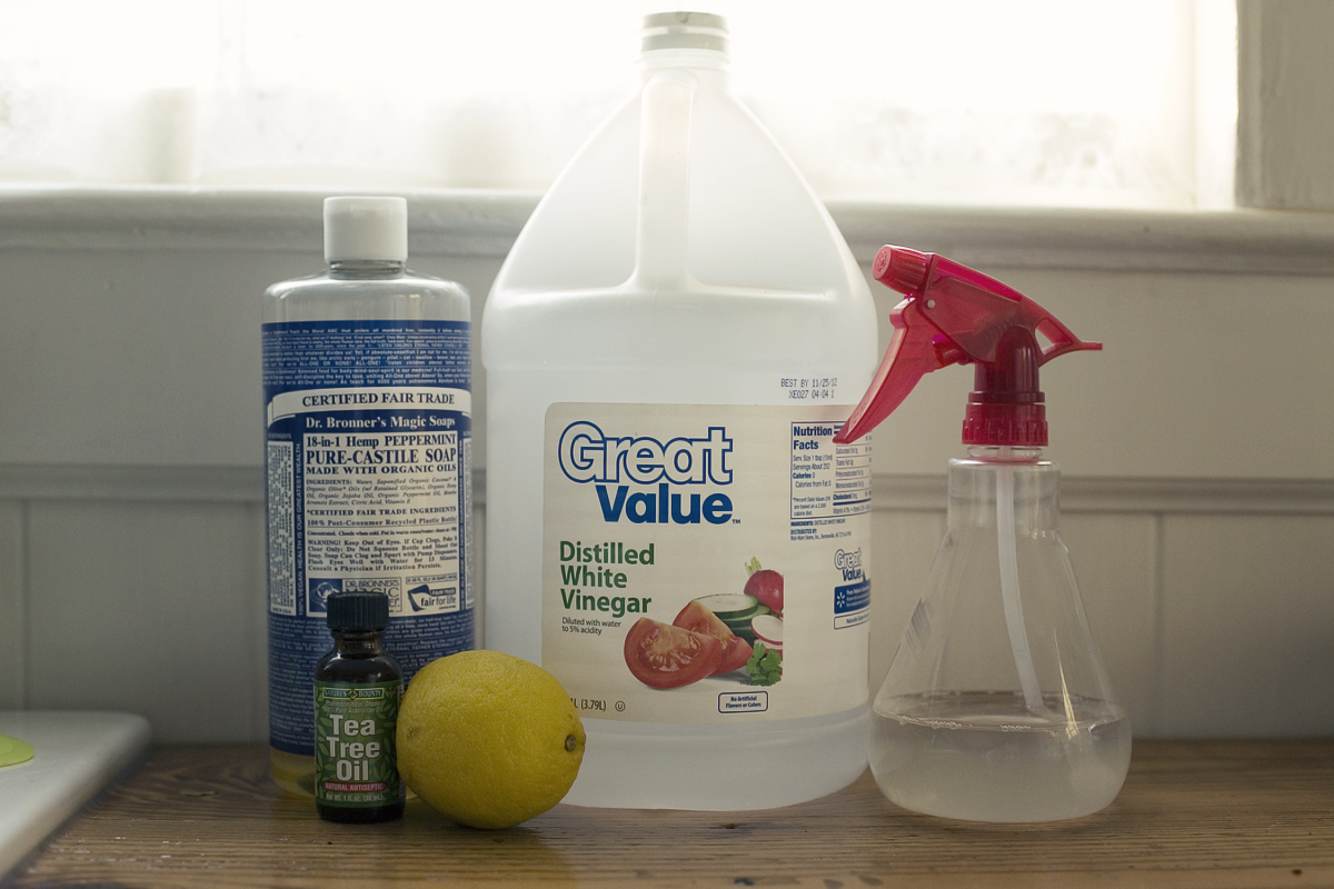 Colemans In Love Make Your Own All Purpose Cleaner