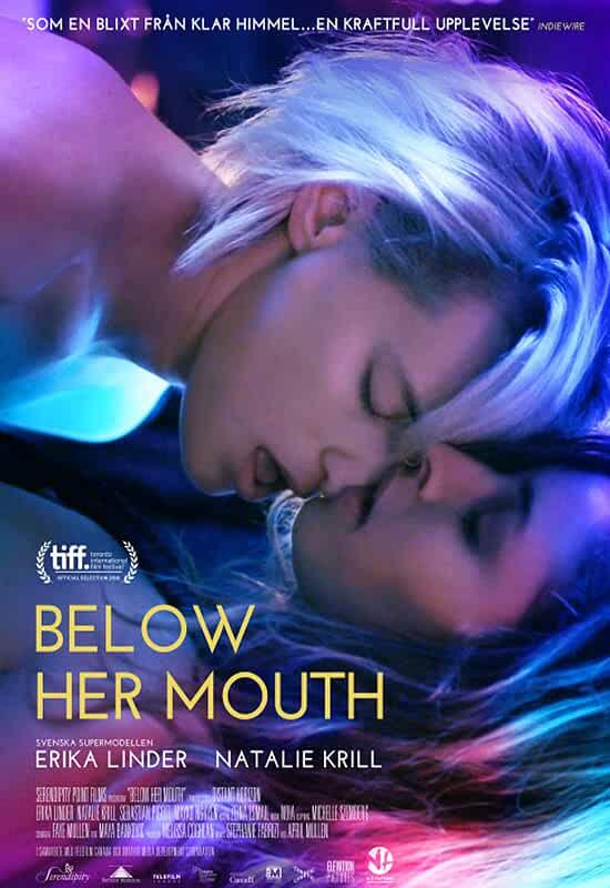 18+ Below Her Mouth 2016 720p 800MB BRRip
