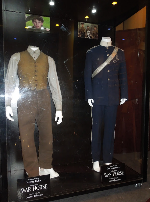 War Horse male cast costumes