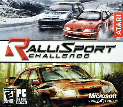 RalliSport Challenge Full Game Download