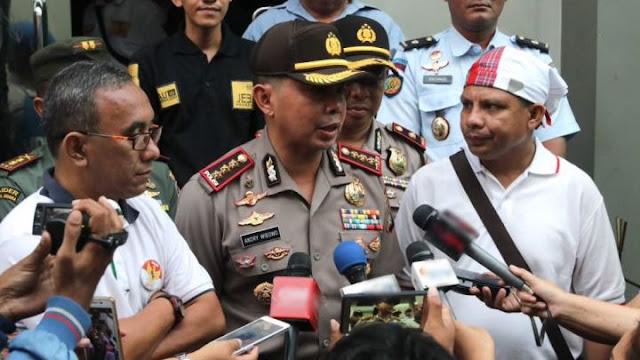 Penahanan Ahok di Pindahkan dari Rutan Cipinang ke Mako Brimob Kelapa Dua