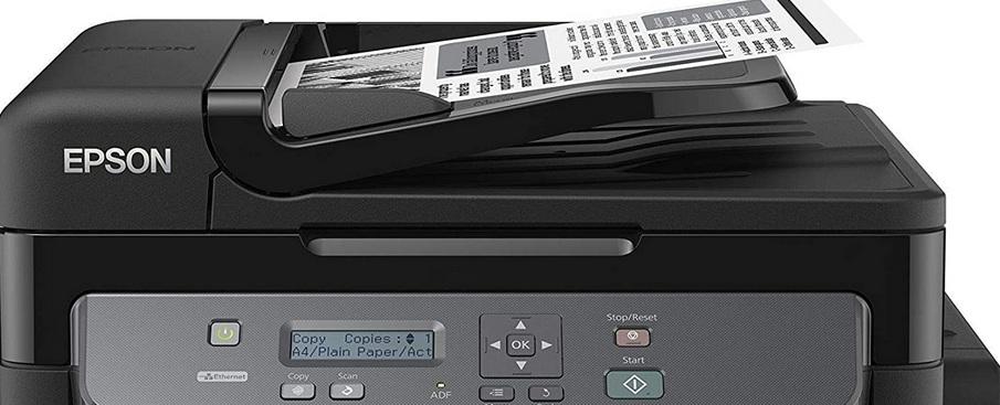 Wajib Tahu Printer Canon Epson Hp Brother Bisa Fotocopy F4 Scan F4 Ruangan Baca