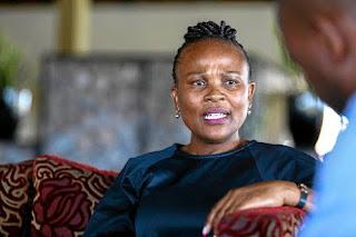 Mkhwebane's fitness under review