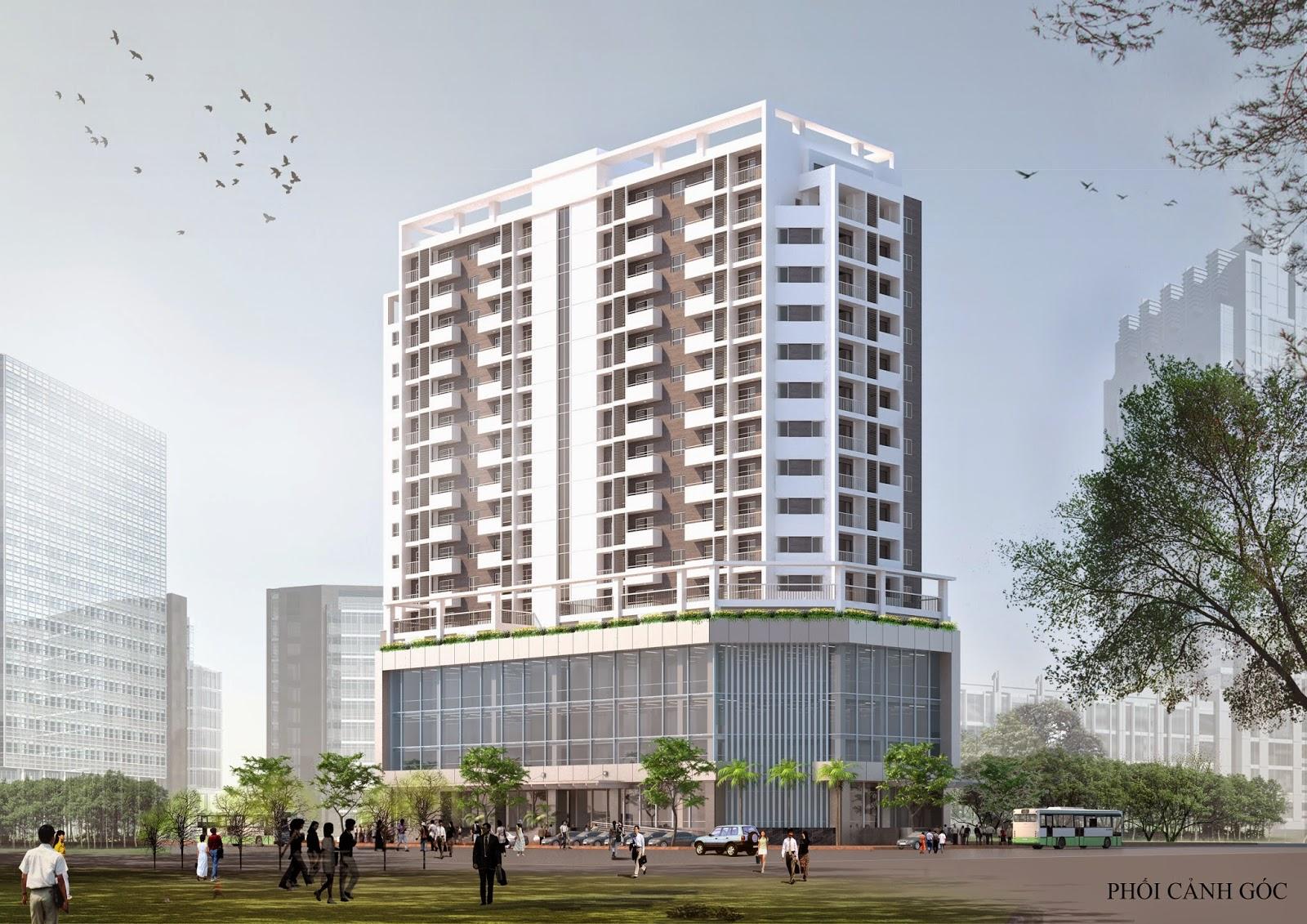 Mua căn hộ mini Hà Nội với tài chính hơn 300Tr