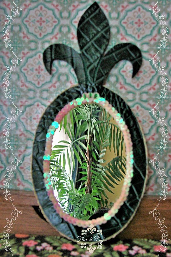 espejo-piña-adorno-flor-de-diys