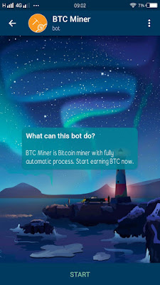 mining bitcoin using telegram bot