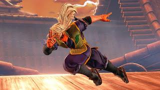 Zeku llega este octubre a Street Fighter V