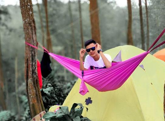 Wisata Hutan Alam Darmacaang