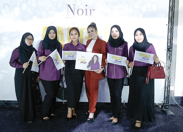 Bangkit Wanita, Noir, Bangkit Wanita, Noir Mobile, Noir Health & Beauty, Eriyca Baiduri, Madammu, beautypreneurs, MBO Starling Mall, Lifestyle