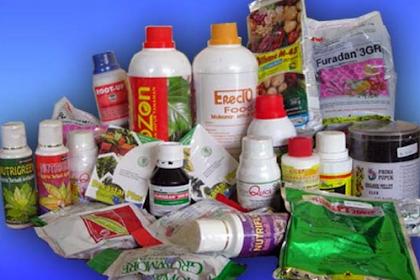 Arti kode formulasi Pestisida seperti SL, WP, EC, GR, SP, dan Lain-lain.