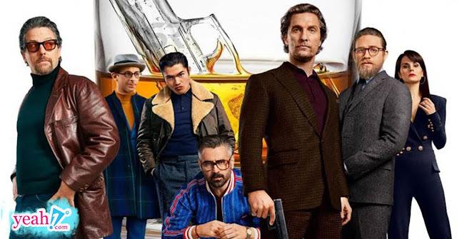 Quý Ông Thế Giới Ngầm - The Gentlemen (2019)