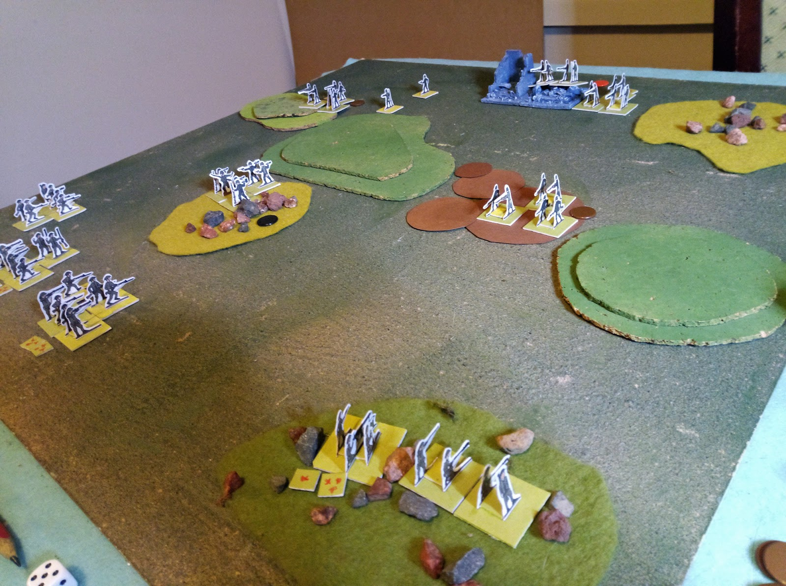 Trench Hammer Game