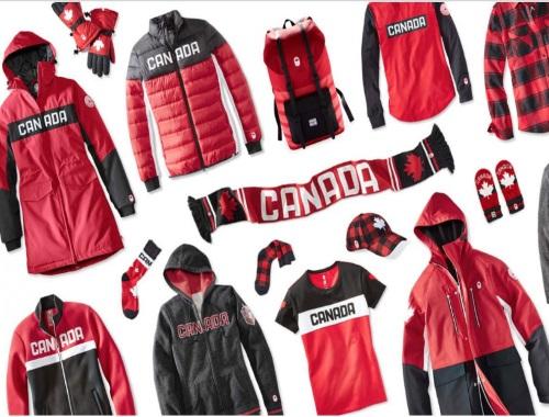 Olympics PyeongChang 2018 Team Canada Kit Contest