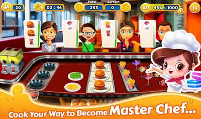 permainan game memasak