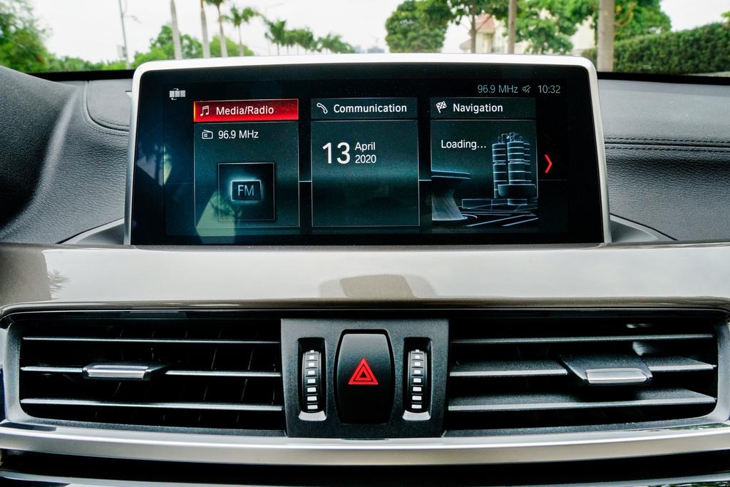 Chi tiết BMW X1 bản facelift mới ra mắt Việt Nam, giá 1,86 tỷ đồng