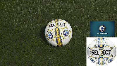 FIFA 16 Ball Collection by Italien83 Season 2017/2018