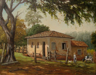 pintura-realista-campesina