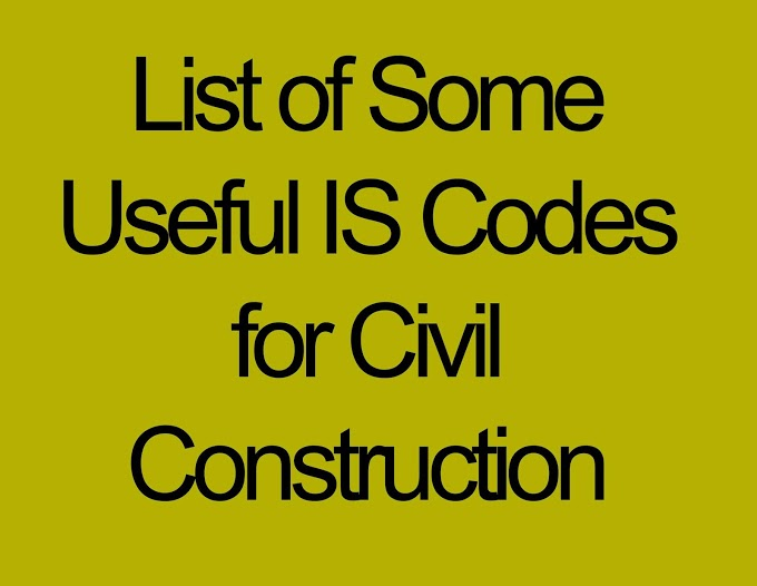 IS-CODES , Archi-crew-india,archicrewindia.com,archicrew-india, List-of-Some-Useful-IS-Codes-for-Civil-Construction-Work