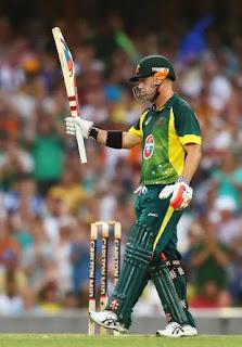 David Warner 71 | Shaun Marsh 71 - Australia vs England 3rd ODI 2014 Highlights