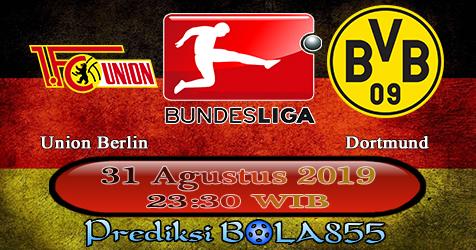Prediksi Bola855 Union Berlin vs Dortmund 31 Agustus 2019