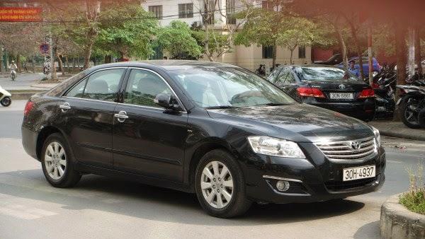 Cho thuê xe ô tô 4 chỗ có lái tại Hà Nội - Giá ưu đãi 2